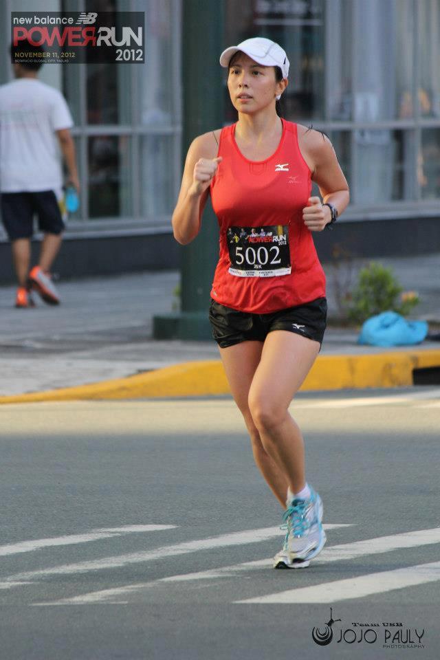 NB Power Run 2012