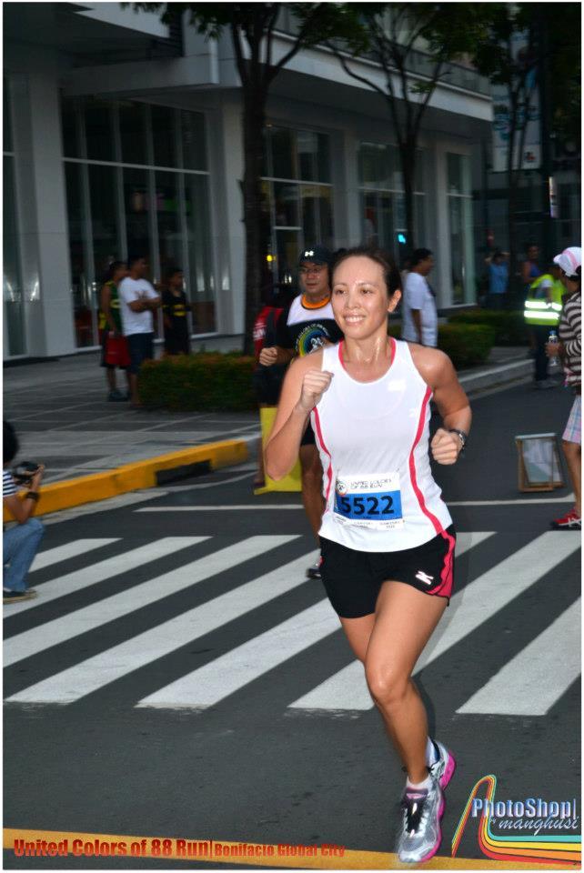 United Colors of 88 Run