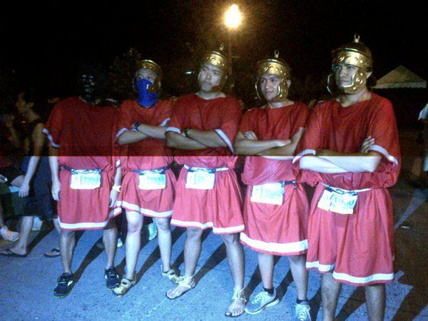 Midnight Run 2012: Bad Romans