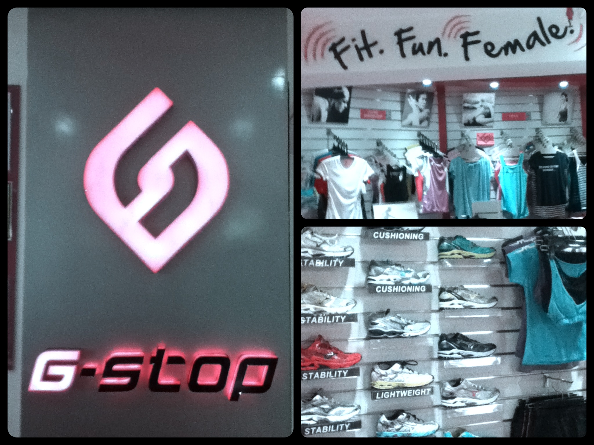 G- Stop