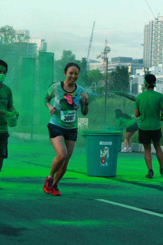 Color Manila Run