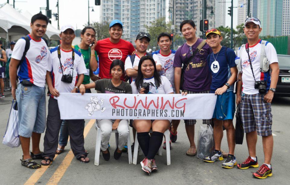 The Running Photographers