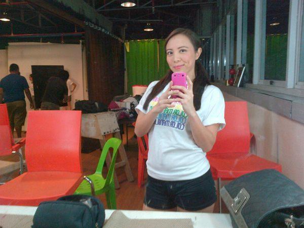 Color Manila Nite Run shoot