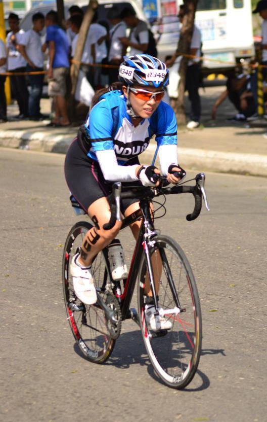 2012 Ironman 70.3 Philippines relay bike