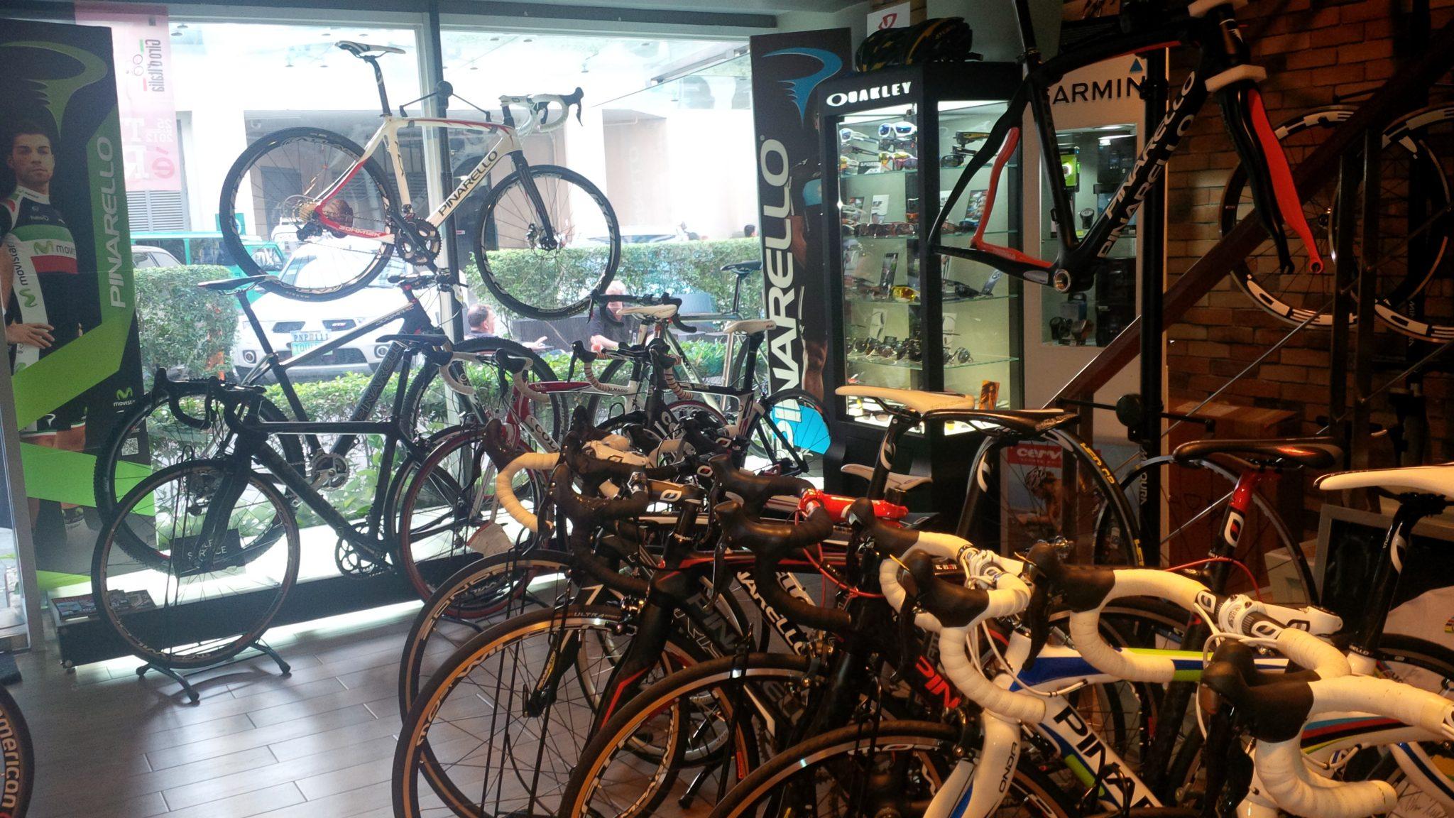RETUL Bike Fit: inside Primo Cycles
