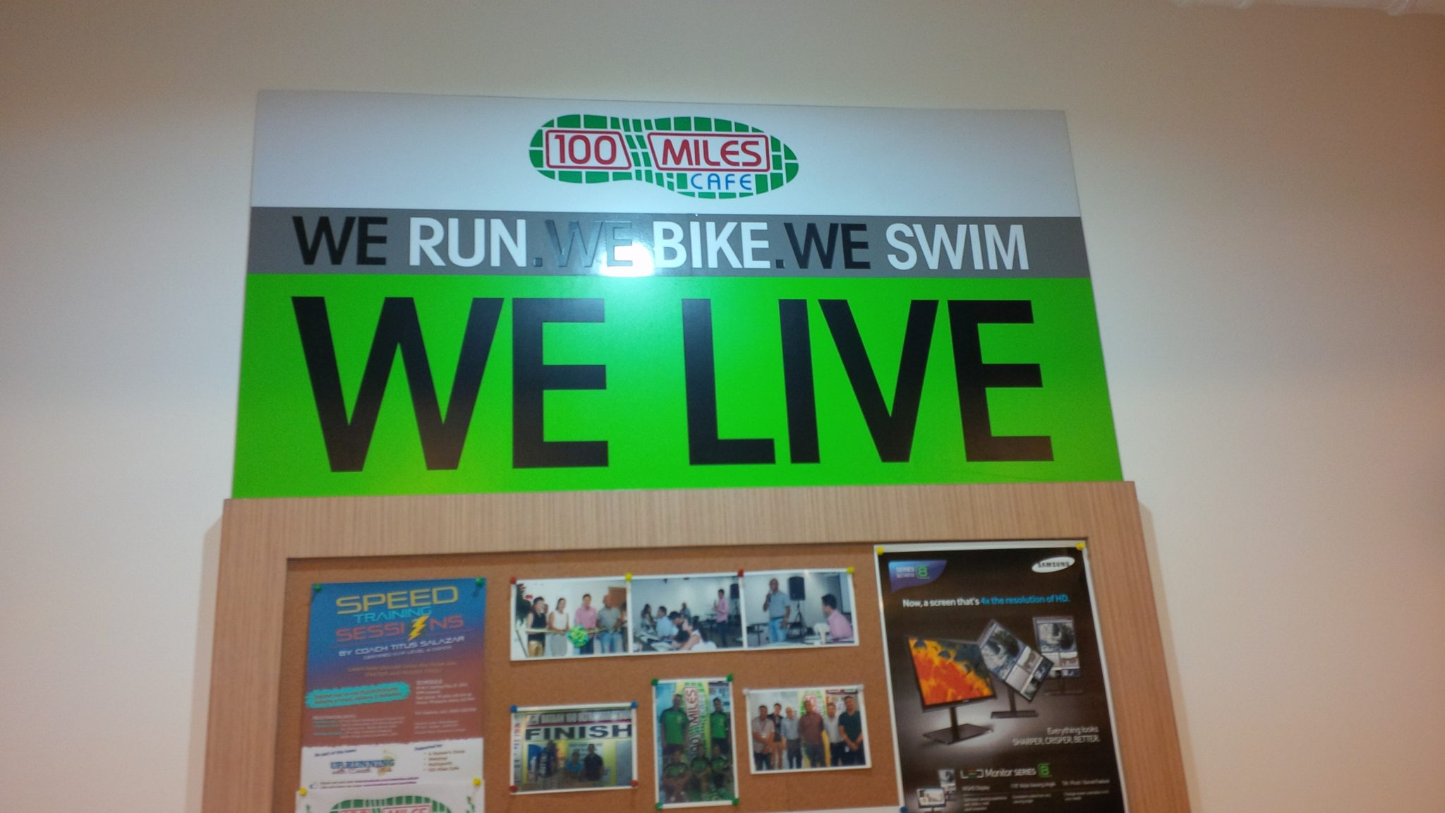 100 Miles Cafe