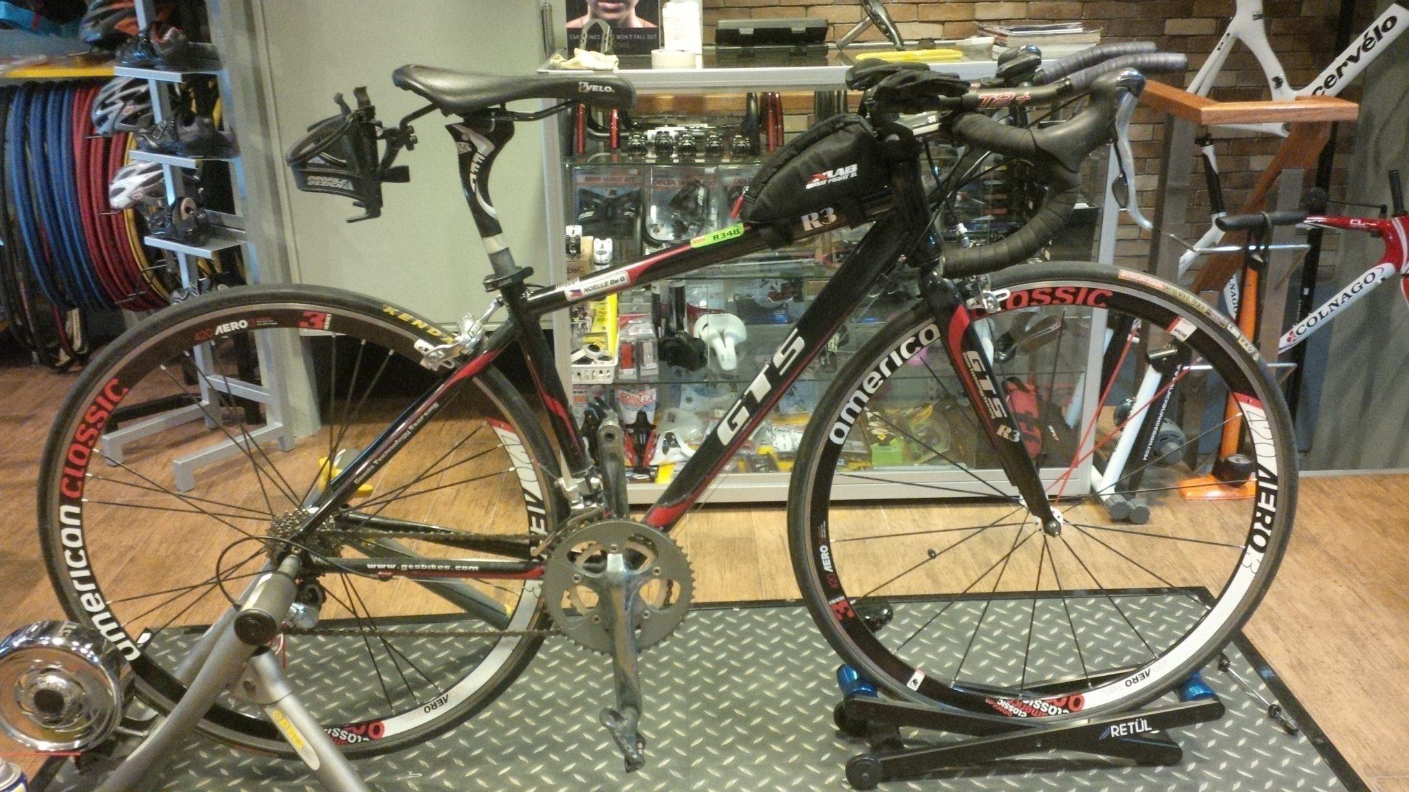 RETUL Bike Fit: After