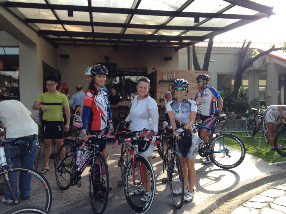 Triathlon Training Weekend at Subic