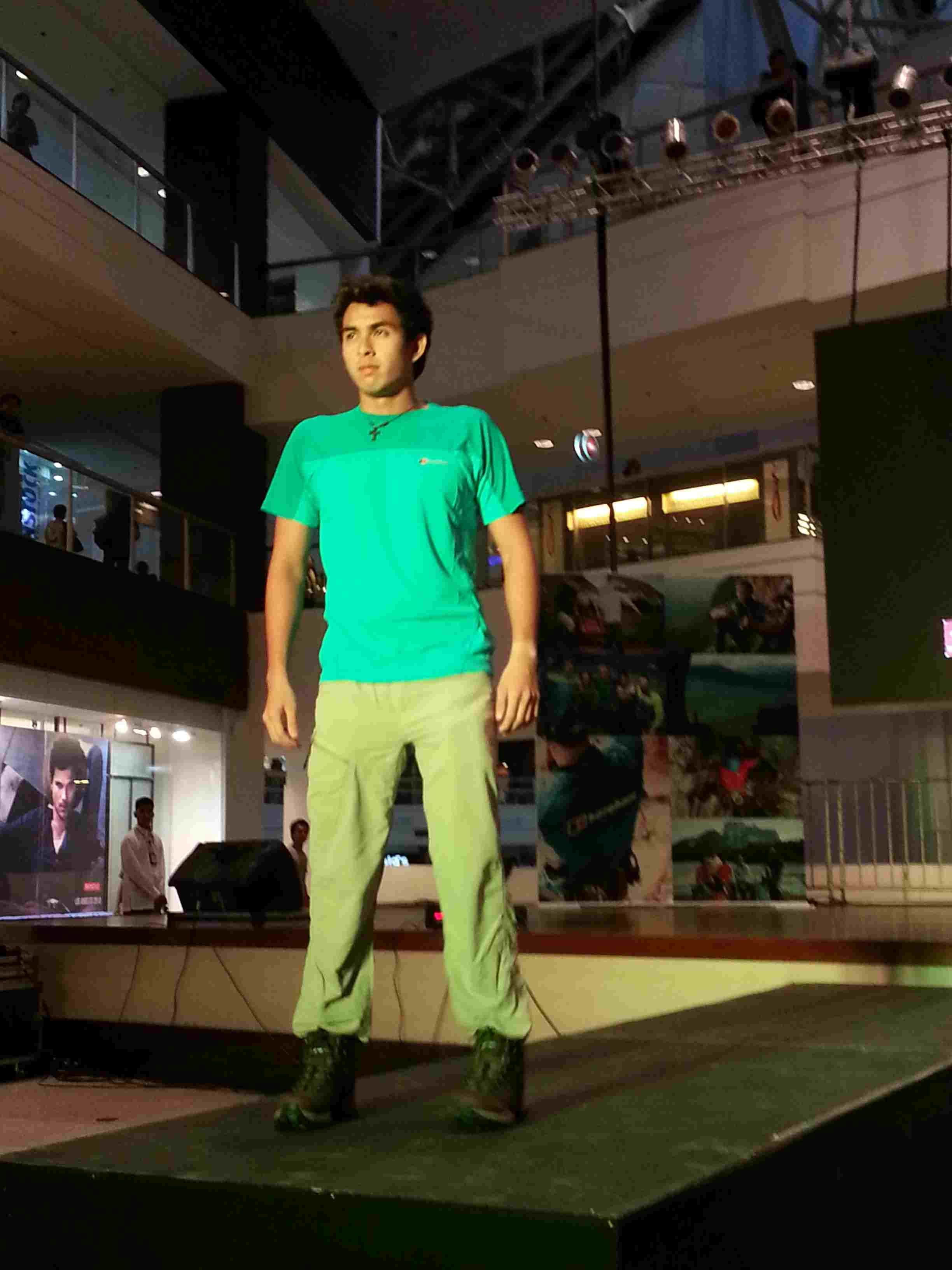 Berghaus Launch & Fashion Show