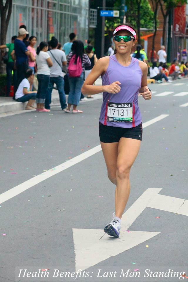 Kikay Runner at KOTR 2013