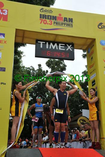 2013 Cobra Ironman 70.3 Philippines
