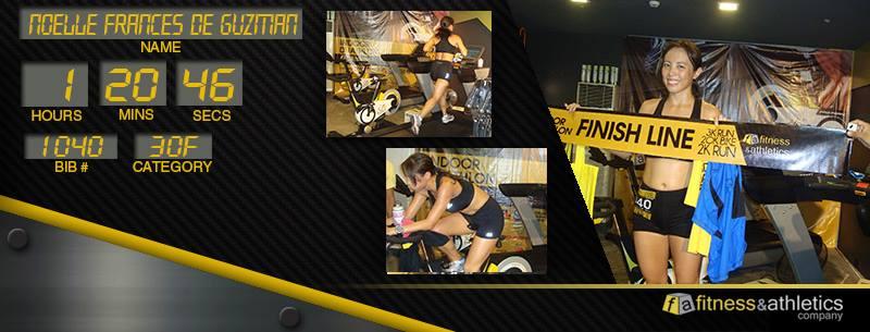 Fitness & Athletics Indoor Challenge