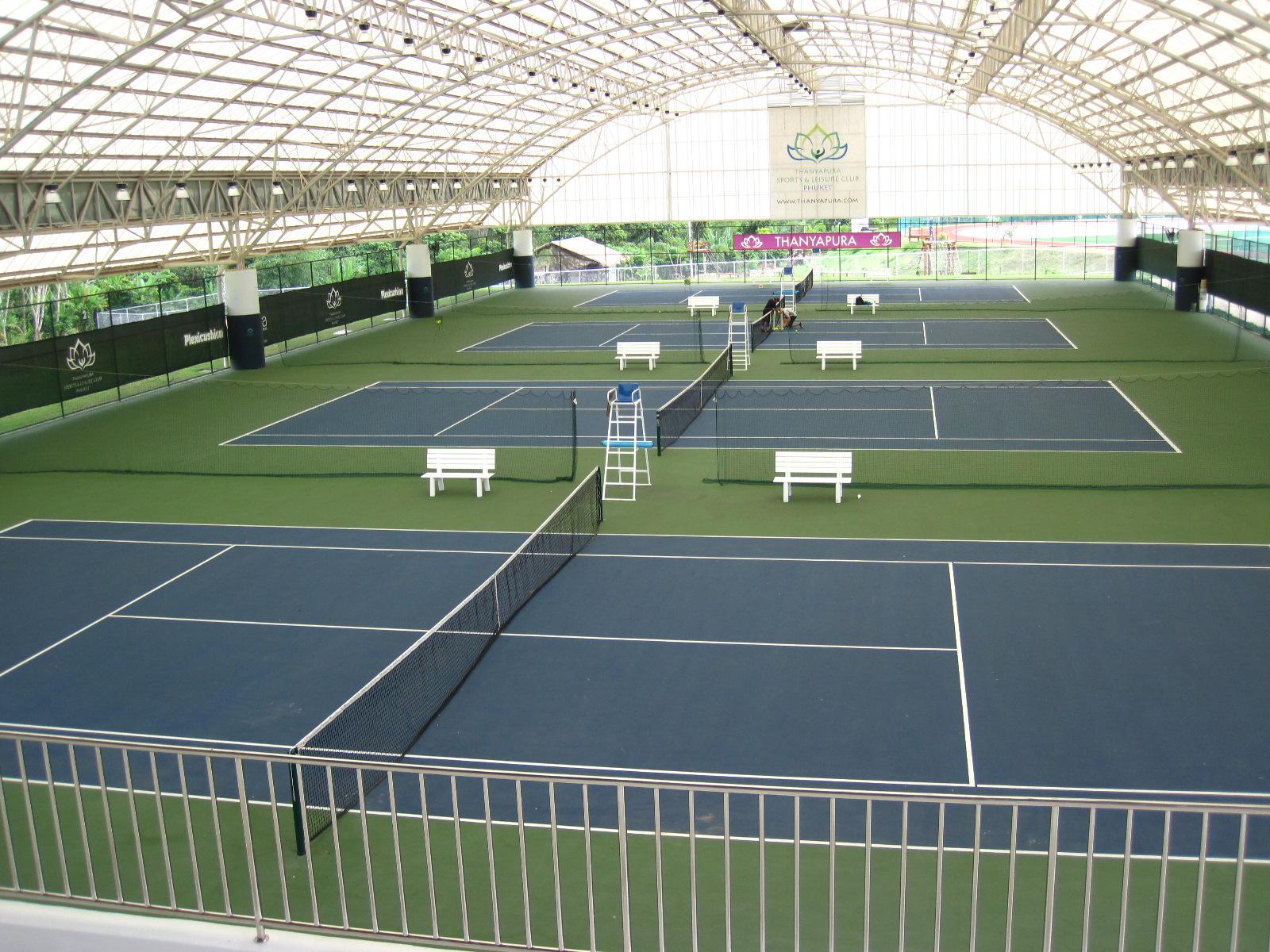 Thanyapura Sports Training - Tennis