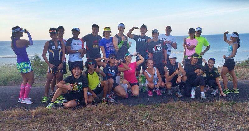 Next Step Tri Challenger Camp