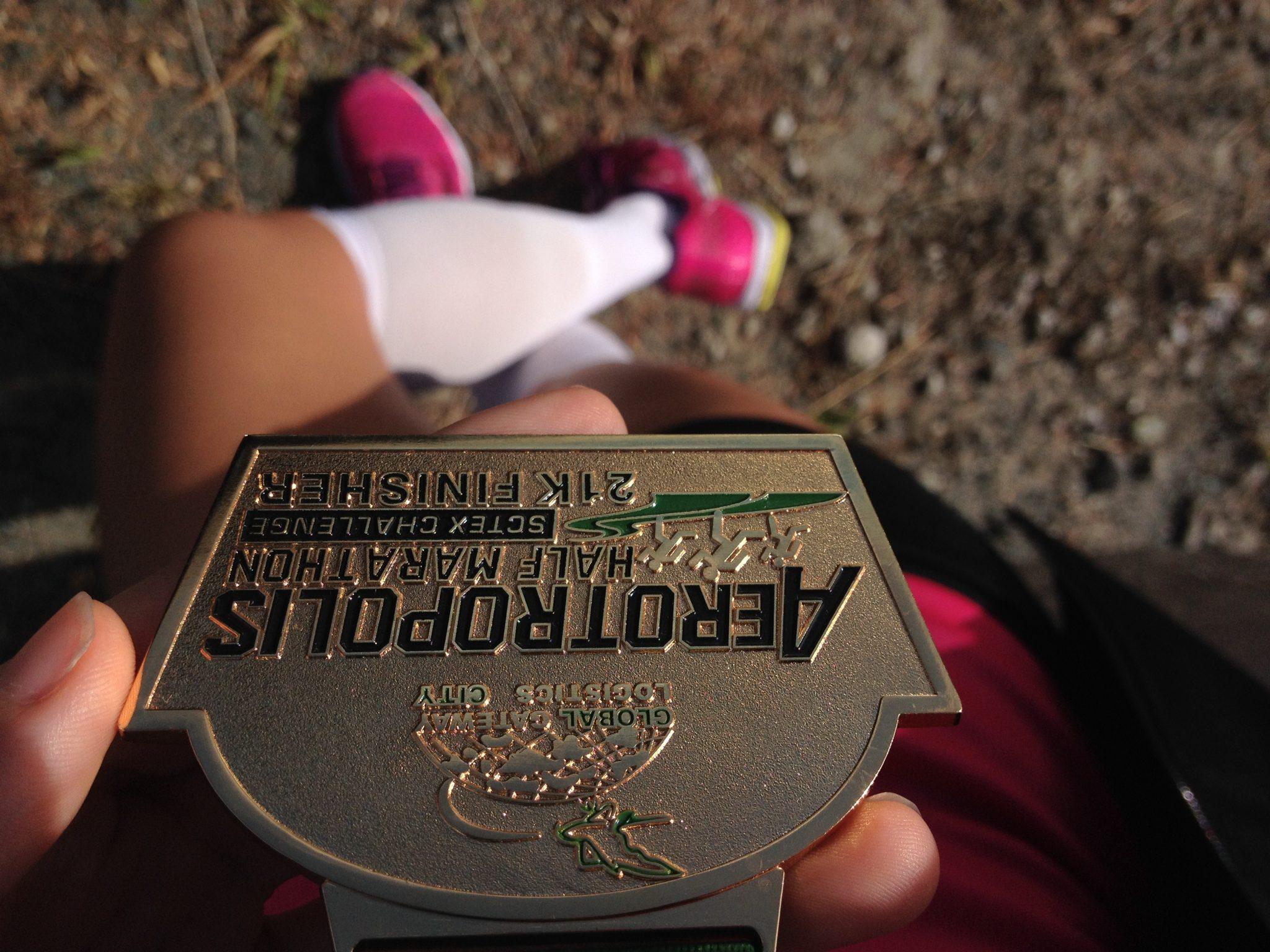 Aerotropolis Half Marathon