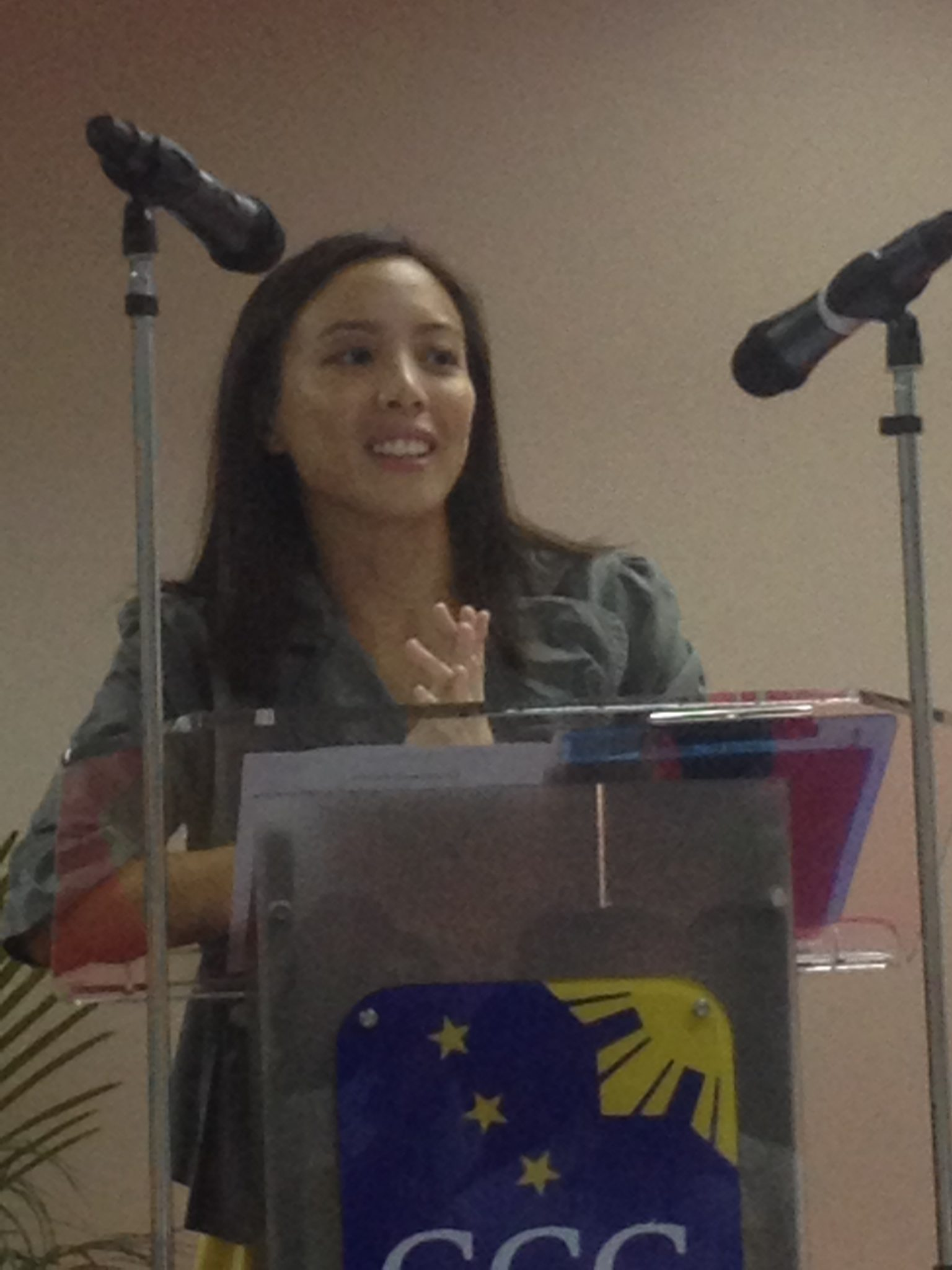 Speech at the Governance Commission on GOCC's