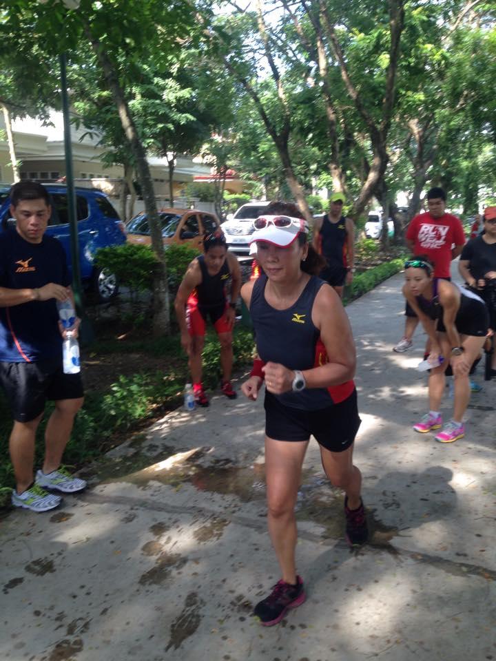 Mizuno Run Club