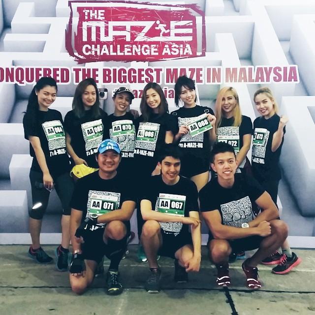 Maze Challenge Asia