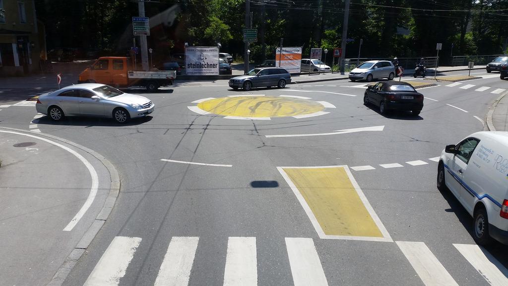 A Pedestrienne in Bavaria