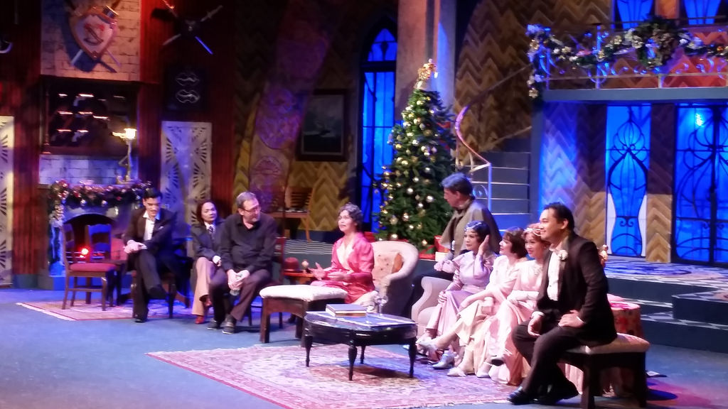 Repertory Philippines: The Game's Afoot
