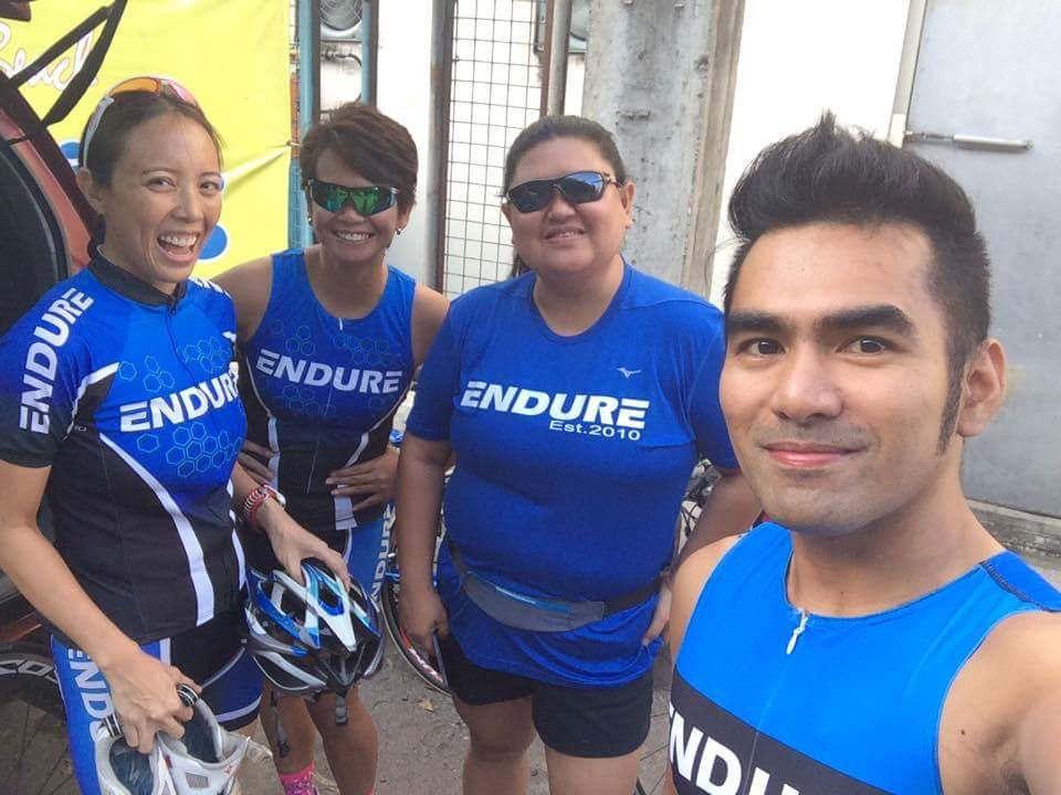 Team Endure Mini Camp