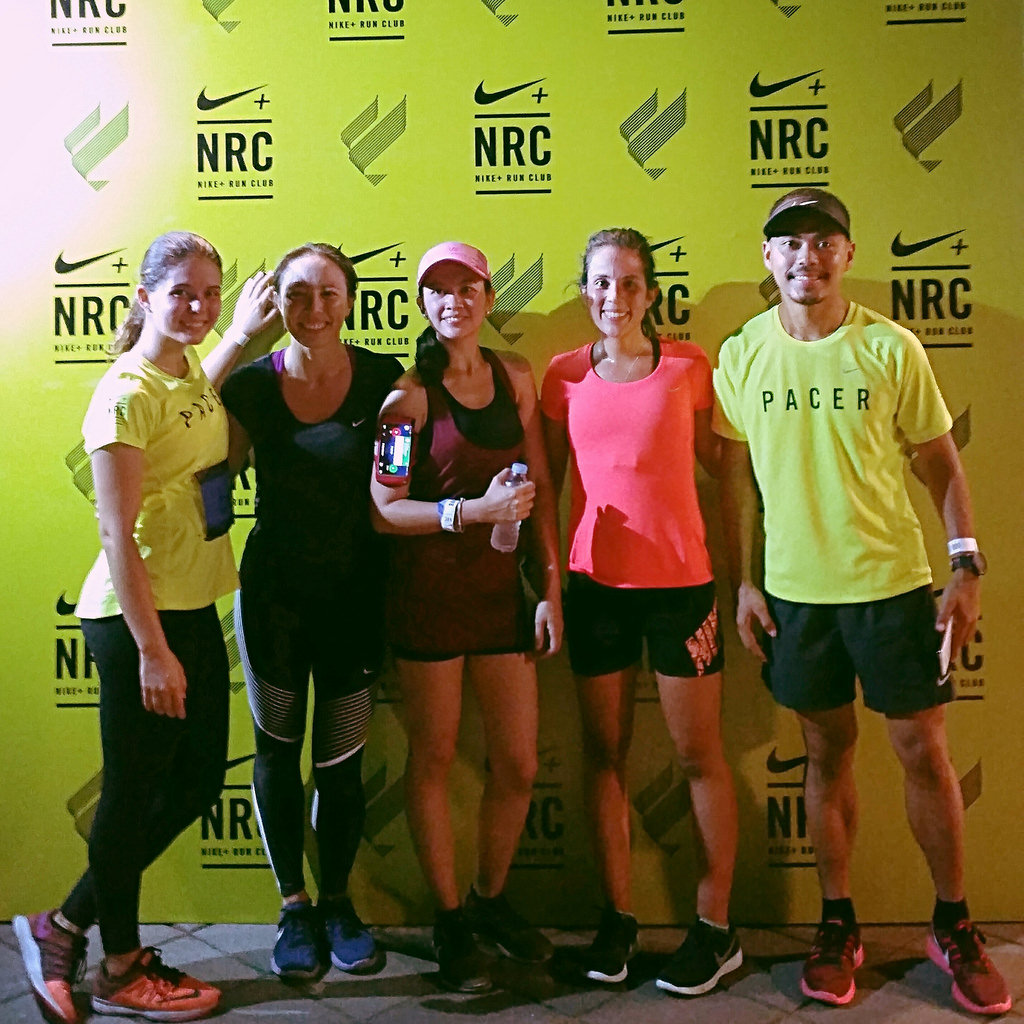 Nike Run Club 16K