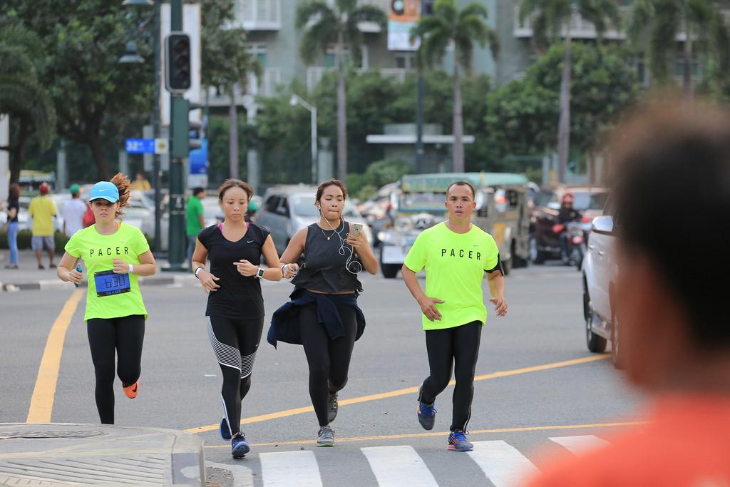 Nike Run Club Group Long Run