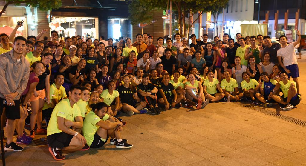 Nike Run Club Manila launch
