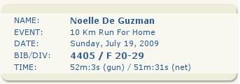 Run for Home - Info & Summary
