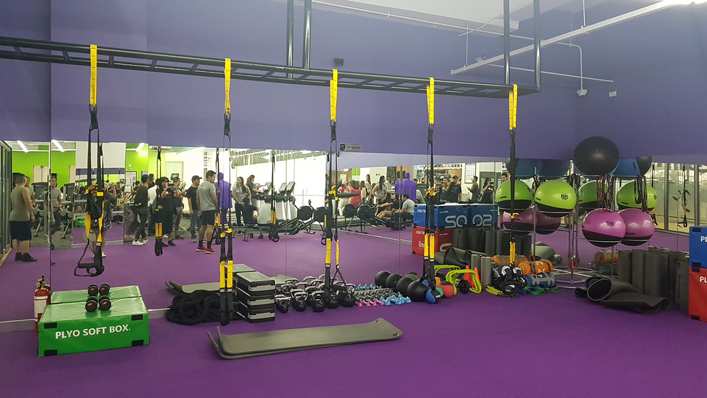 Anytime Fitness 50th PH branch opening