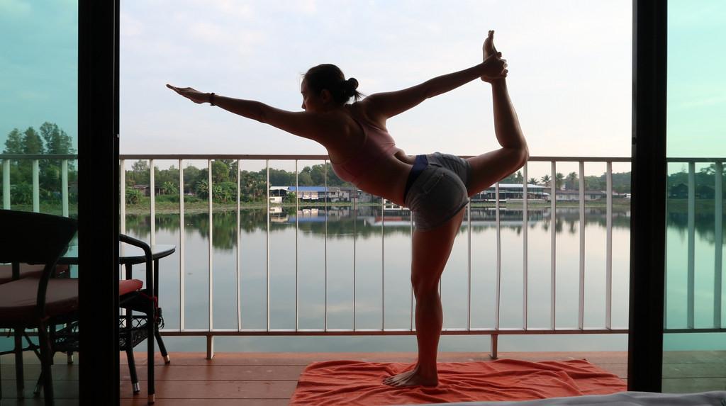 Exercising While Traveling