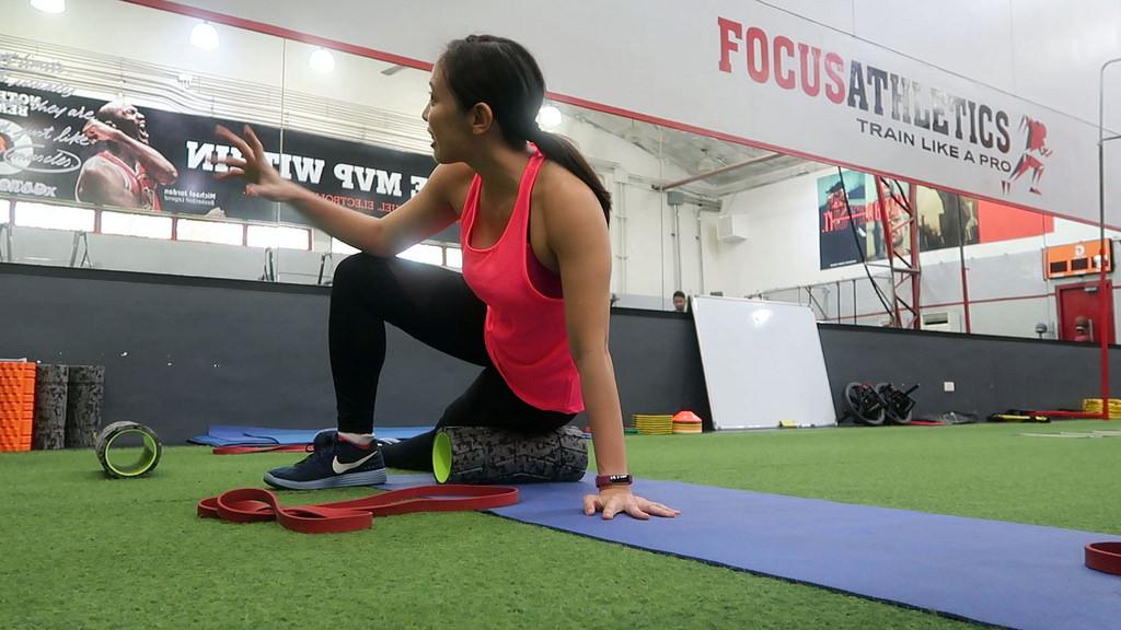Focus Athletics Trial Class