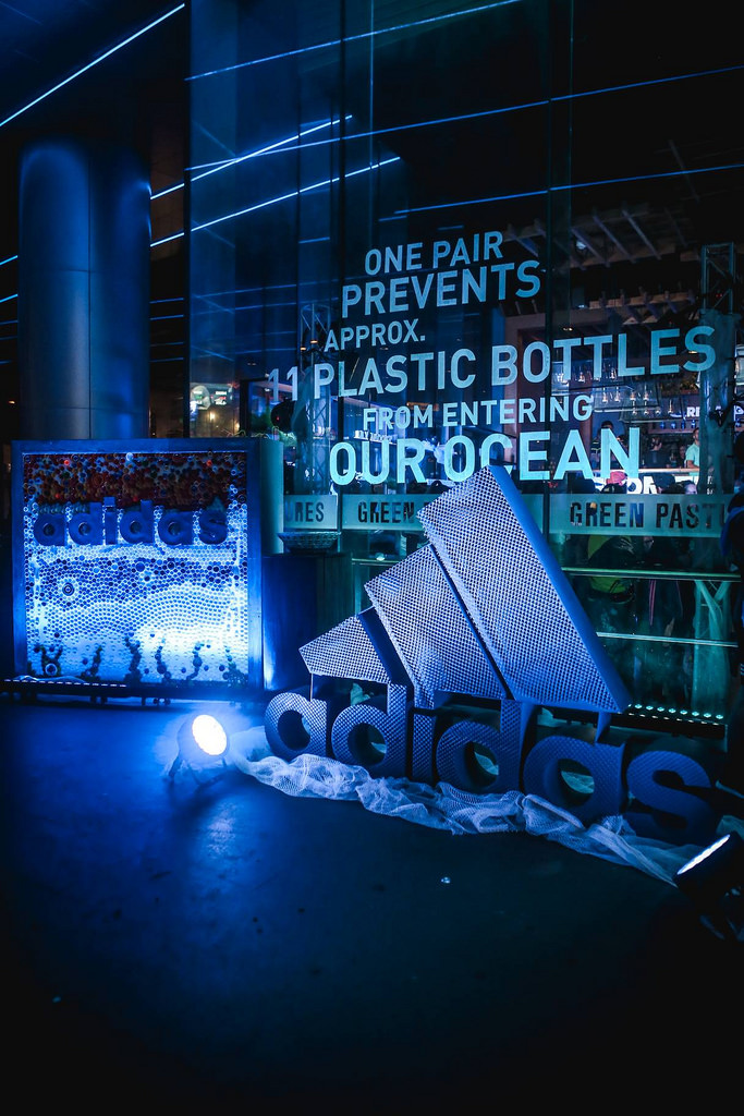 adidas Parley Run for the Oceans
