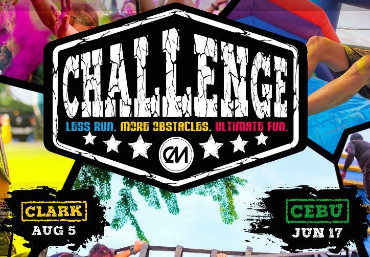CM Challenge Cebu and Clark