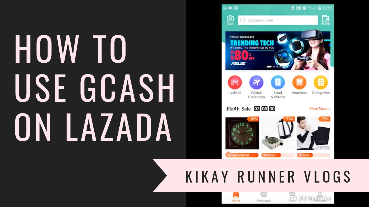 GCash on Lazada