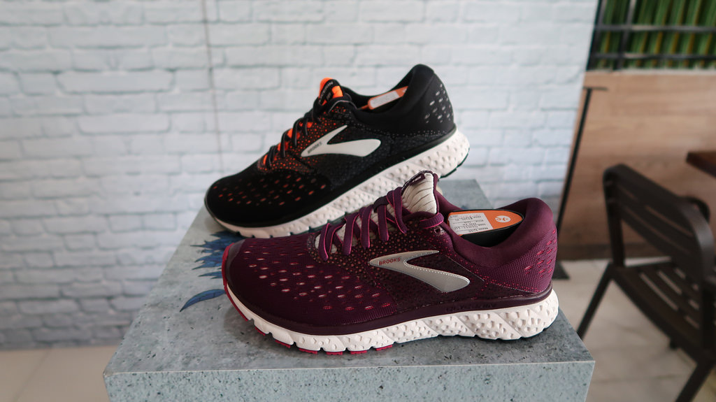 New Shoe Drops from Brooks 2018