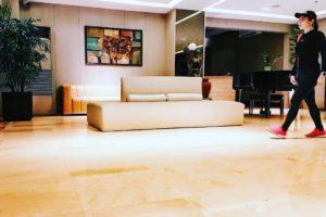 City Garden Suites hotel lobby