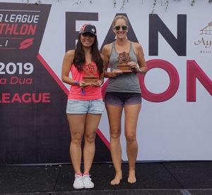 Age Group Prize Presentation at Super League Bali