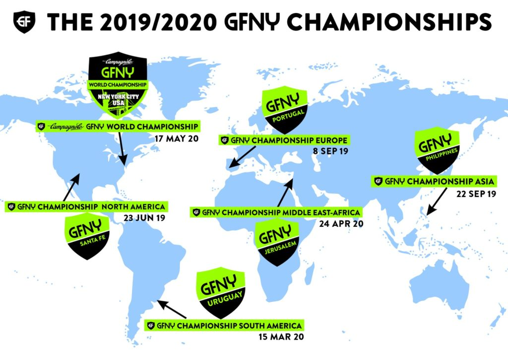 GFNY Regional Championships