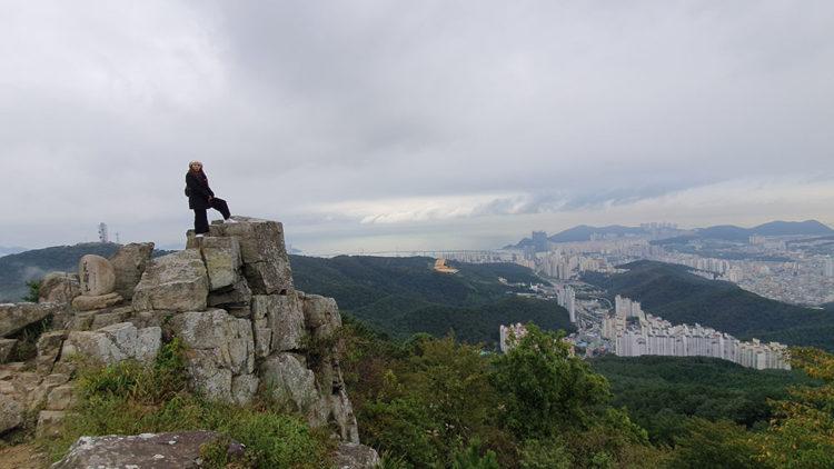 Hwangnyeongsan (Hwangnyeong Mountain) Busan