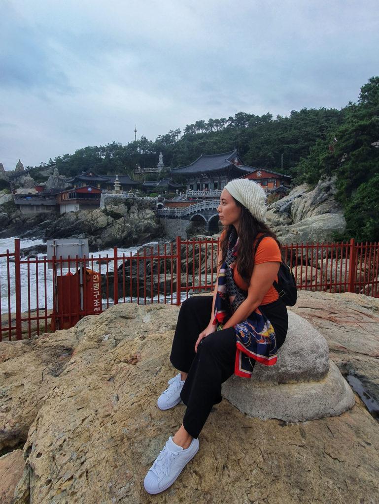 Haedong Yonggung Water Temple Busan