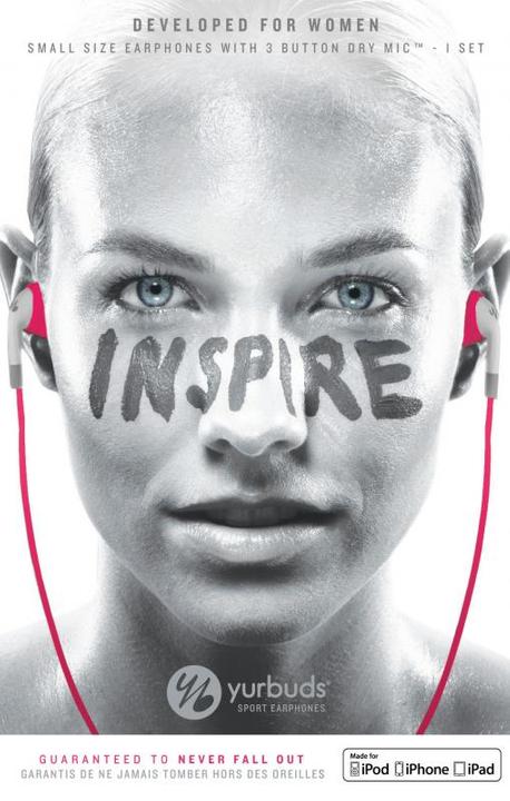 yurbuds Inspire Pro for Women