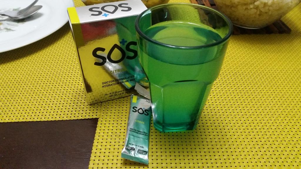 SOS Rehydrate