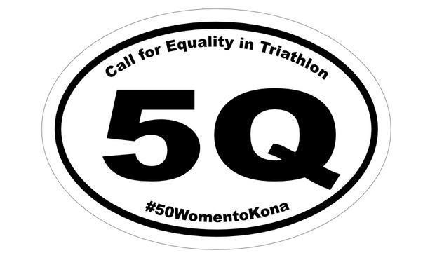 50 Women to Kona