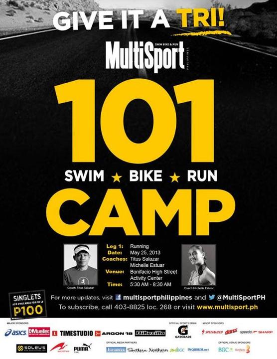 Multisport 101 Camp (Running)