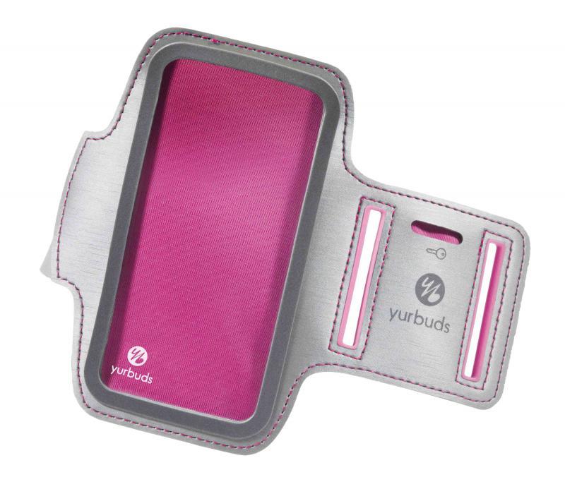 yurbuds Armband pink