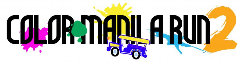Color Manila Run 2 on January 5, 2014 at Bonifacio Global City