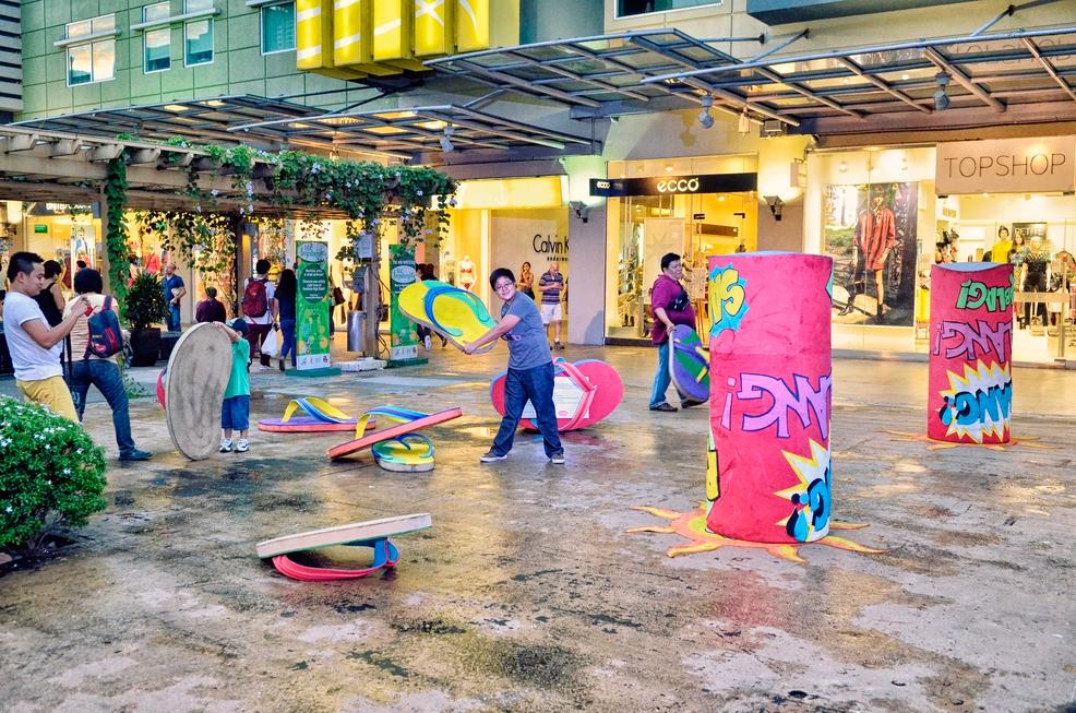BGC PassionFest: Pinoy Games