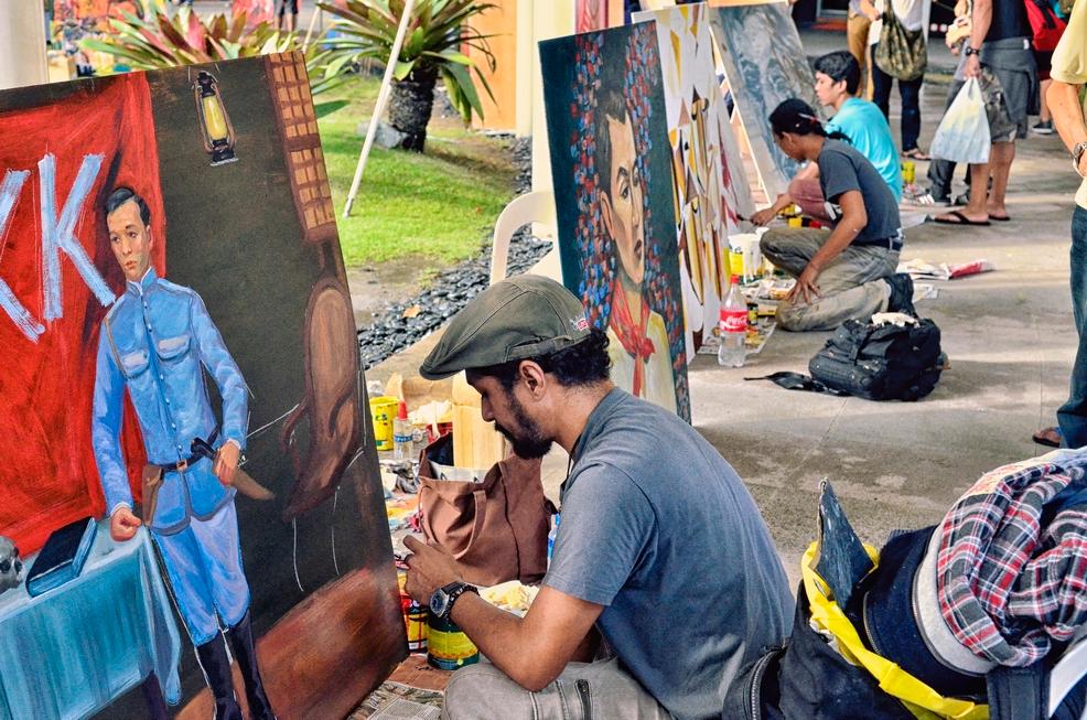 BGC PassionFest: Art