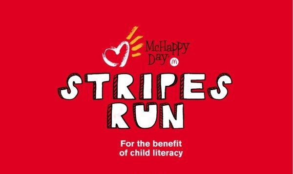 McHappy Day Stripes Run 2015